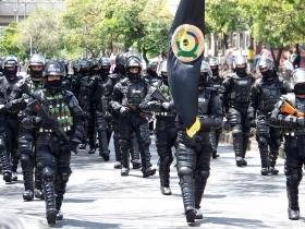 Escuadrón Móvil Antidisturbios - Esmad