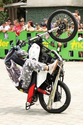 Ducks Stunt - Liga Antioqueña de Motociclismo