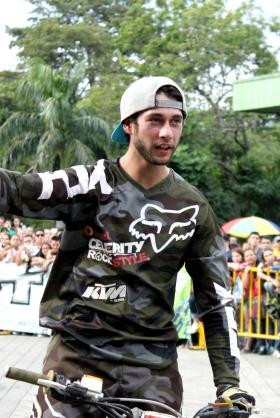Renzo Piera - Motociclista FreeStyle