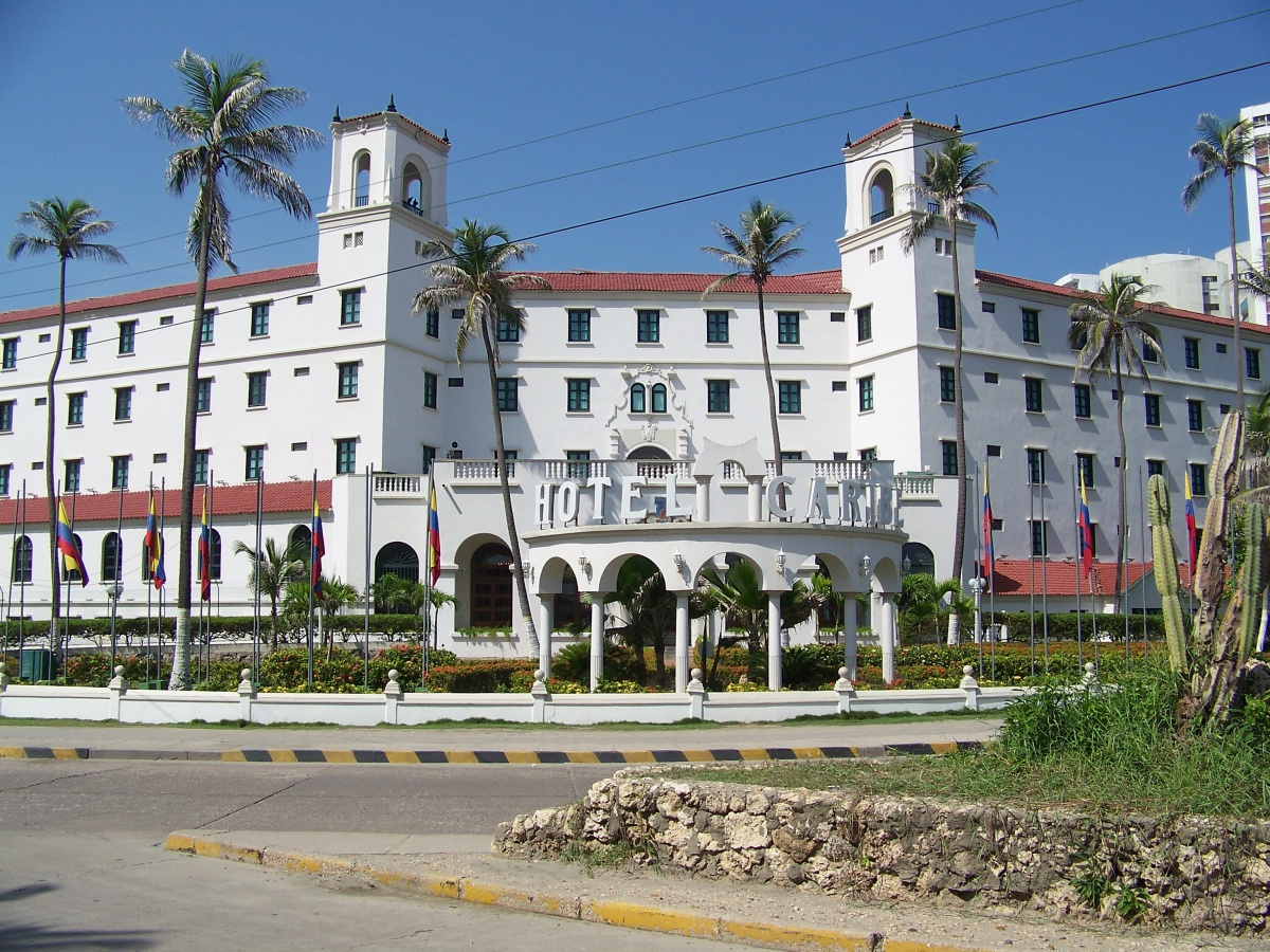 Cartagena Colombia - Hotel Caribe