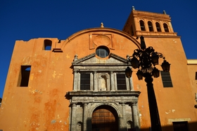 Cartagena - Iglesia Plaza Santo Domingo