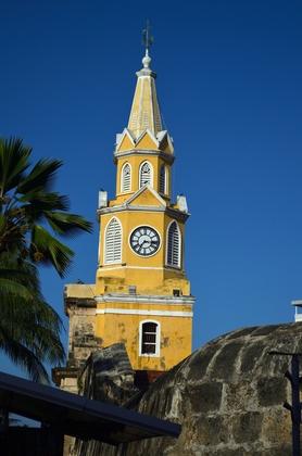 Cartagena - Torre del Reloj