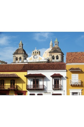Plaza de la Aduana - Ciudad Amurallada