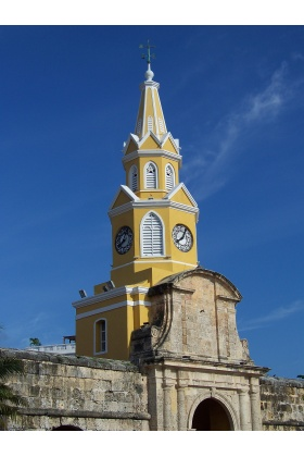 Torre del Reloj - Ciudad Amurallada