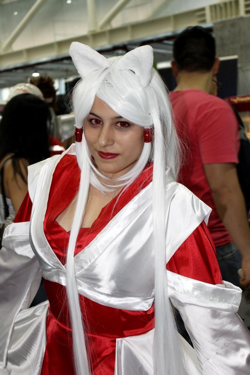 Comic Con Medellín - Kuugen Tenko Cosplay - Colombia