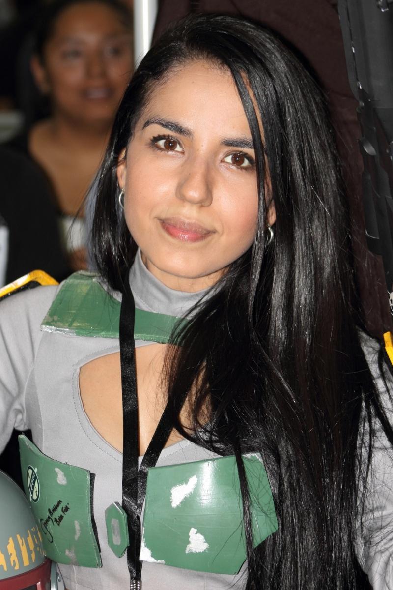 Comic Con Medellín - Boba Fett Cosplayer - Comic Con Colombia 2016