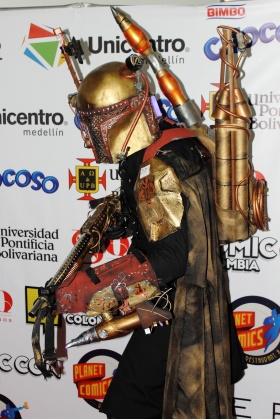 Boba Fett Cosplay - La Guerra de las Galaxias