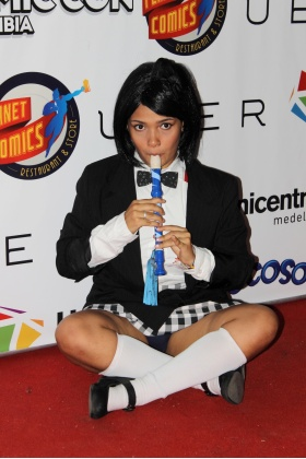 Doctor Who Cosplayer - Cómic Con Colombia - Medellín