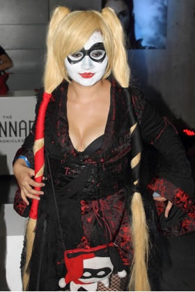 Harley Quinn Cosplay - Comic Con Colombia 2016