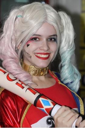 Harley Quinn Cosplayer - Cómic Con Colombia 2016 - Medellín