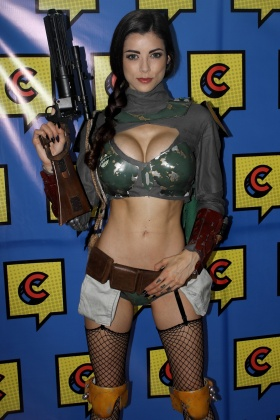 LeeAnna Vamp - Cosplayer - Comic Con Medellín - Colombia