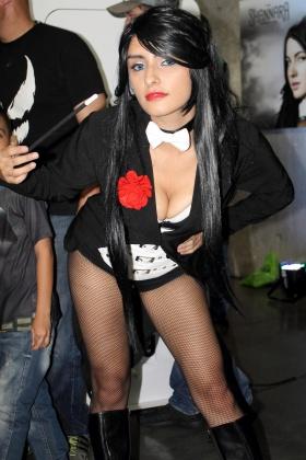 Zattana Zatara Cosplayer - Comic Con Colombia 2016 - Medellín