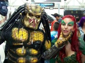 Predator - Hiedra Venenosa - Cosplay