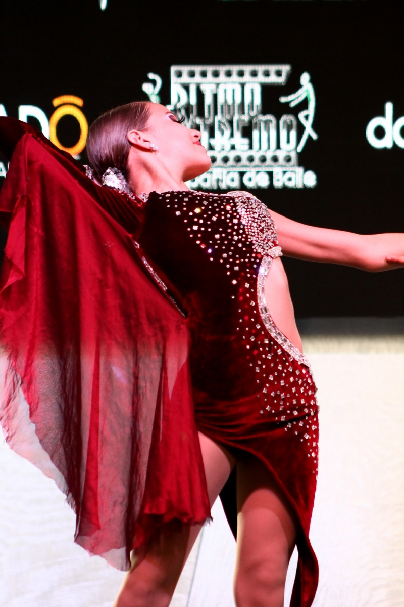 Encuentro Internacional de Salsa - Bailarina Juvenil - Medellín