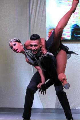 Bailarines de Salsa - Medellín - Colombia