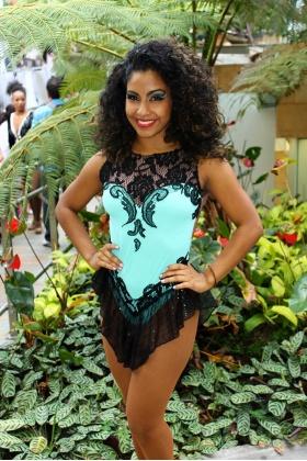 Ritmo Extremo - Bailarina de Bachata - Medellín