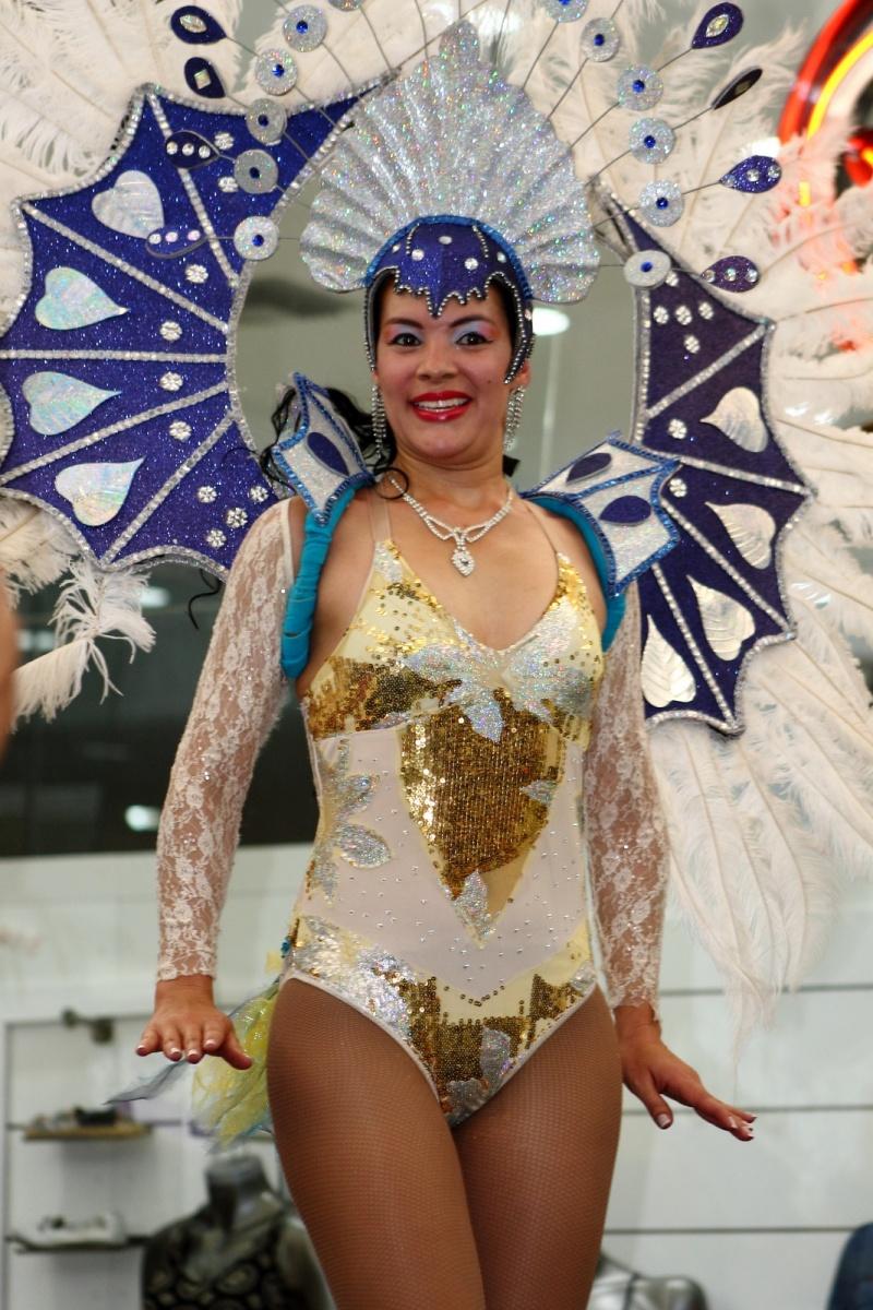 Expresiones Artísticas - Bailarina La Jarana - Flor Cecilia Ramírez - Medellín