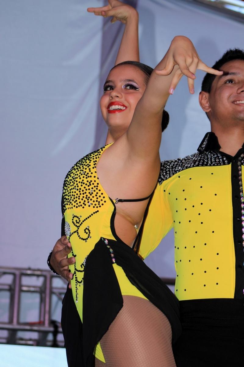 Expresiones Artísticas - Bailarina - Medellín