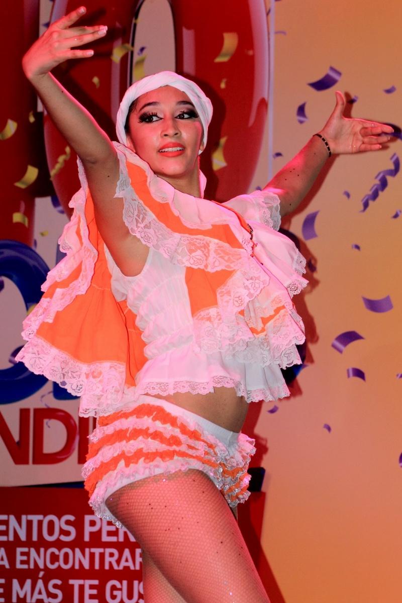 Expresiones Artísticas - Medellín - Bailarina BNF