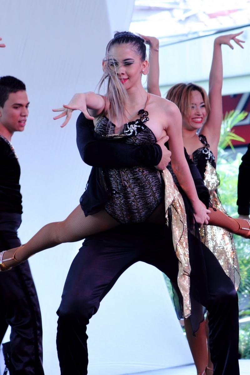 Expresiones Artísticas - Ritmo Extremo - Pareja de Baile - Medellín - Colombia