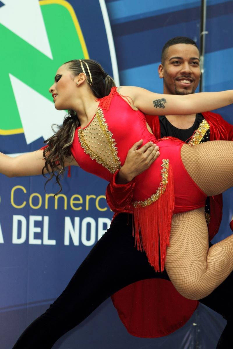 Expresiones Artísticas - Salsa Cabaret - Campeonato Metropolitano de Salsa