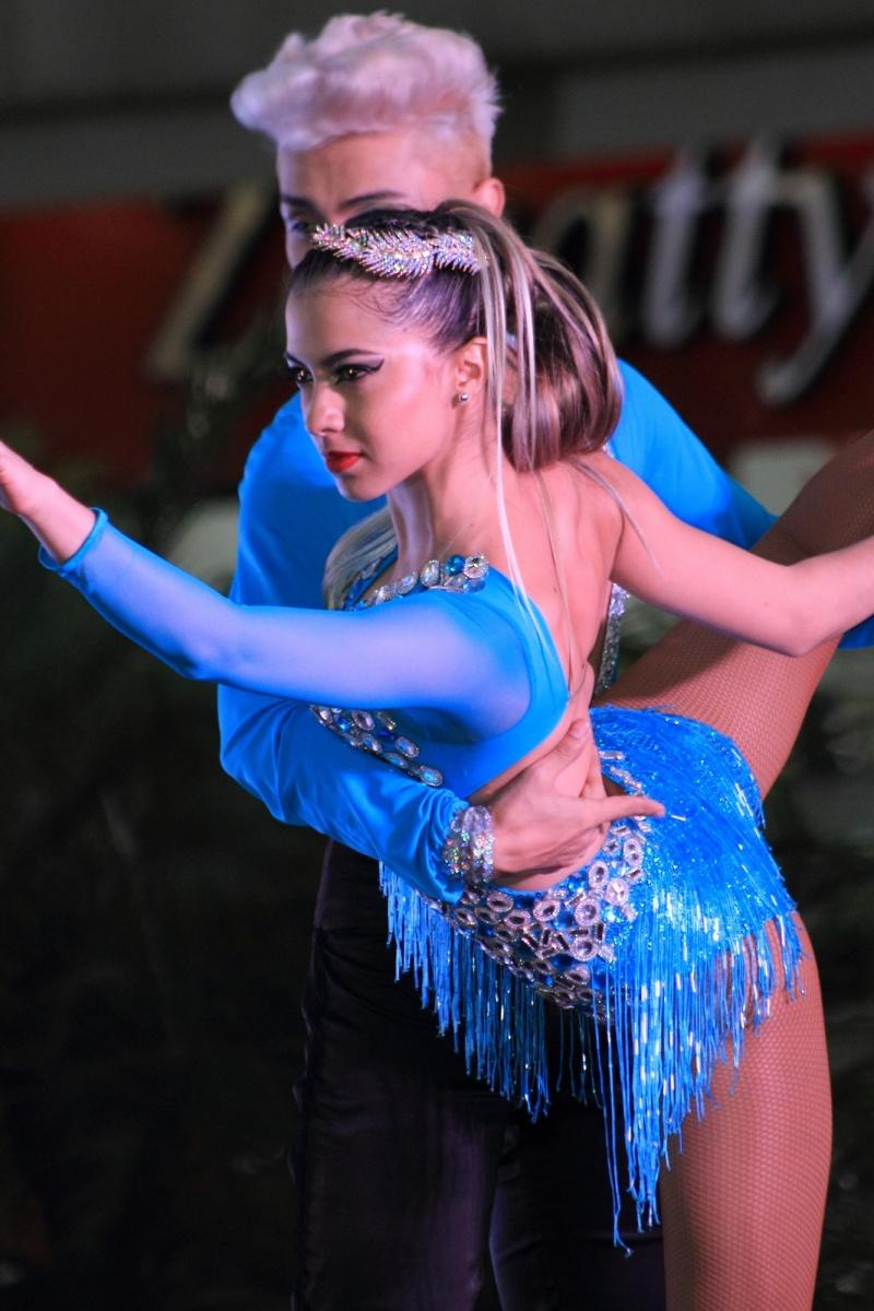 Expresiones Artísticas - Salsa Cabaret - Pareja de Baile
