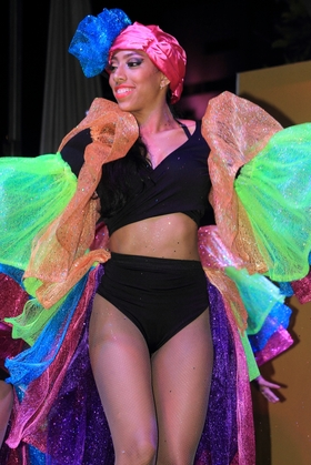 Bailarina - Ballet Nacional El Firulete - Medellín