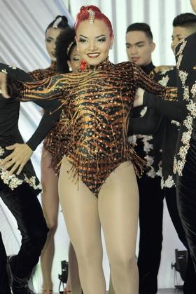 Bailarina de Salsa - Medellín - Colombia