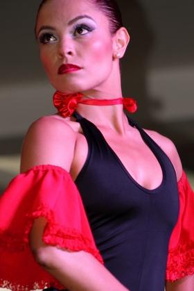 Bailarina de Salsa - Sandra Milena Rodríguez