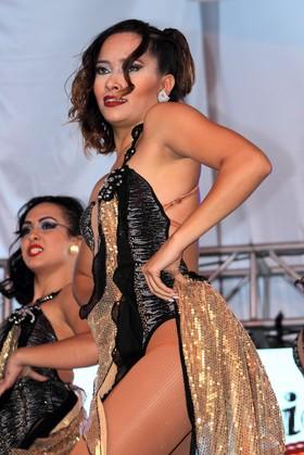 Bailarina - Encuentro de Salseros - Medellín