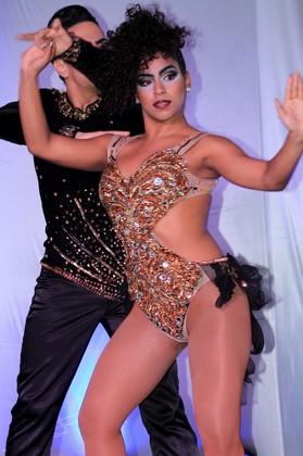 Bailarina Salsa - Encuentro de Salseros - Medellín