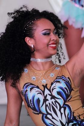 Bailarina - La Salsa se toma Medellín