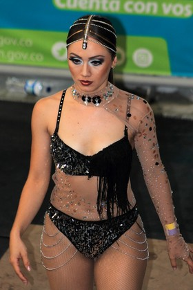 Colombia Dance Prize - Bailarina