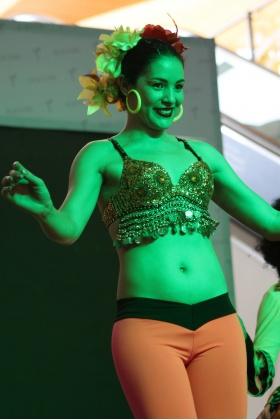 La Jarana - Flor Cecilia Ramírez - Bailarina - Medellín