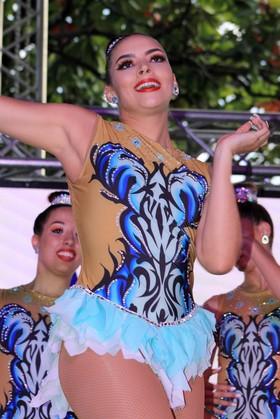 Medellín - Bailarina de Salsa
