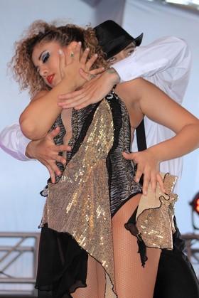 Pareja Baile - Encuentro de Salsa - Medellín