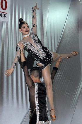 Pareja de Baile - Salsa Cabaret - Medellín
