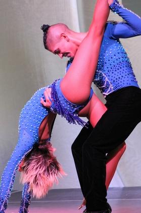 Salsa Cabaret - Pareja de Baile - Medellín