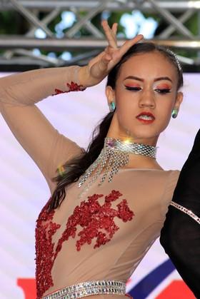 Salsa Medellín - Bailarina