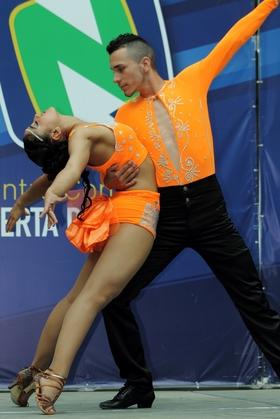 Pareja de Baile - Salsa Medellin
