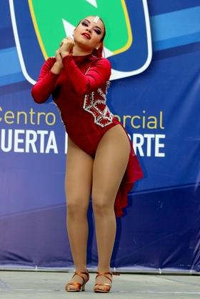 Bailarina - Salsa Cabaret - Medellin - Colombia
