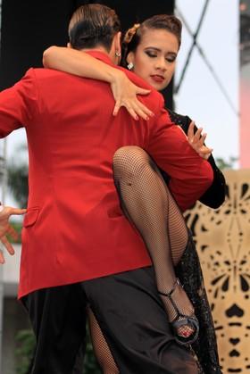 Tango - Pareja de Baile