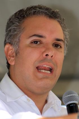 Iván Duque - Centro Democrático