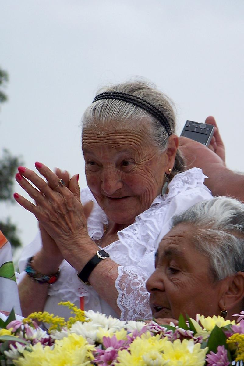 Feria de las Flores Medellín - Abuela Silletera - Desfile de Silleteros