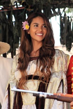 Desfile Chivas y Flores - Carroza