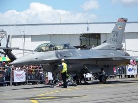 Avión F16 Fighting Falcon