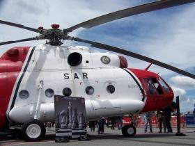 Mi-17 Operación Jaque
