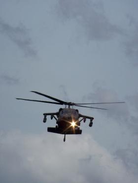 F-Air 2015 - UH-60 Black Hawk - Arpía