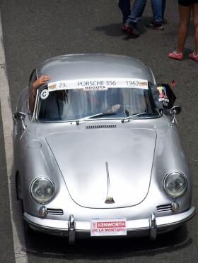 Desfile Autos Antiguos - Porche
