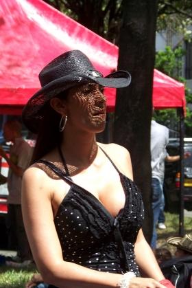 Amazona - Desfile a Caballo
